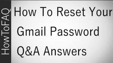 Reset Gmail Password Without A Recovery Phone Number or Email