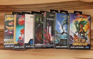 SEGA Genesis emulators
