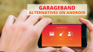 GarageBand Alternatives for Android