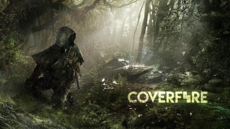 Android Best Action Games: Cover Fire