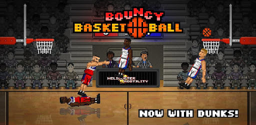 Bouncy Basketball