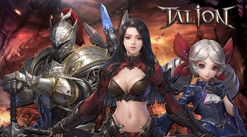 Talion mobile game now up for pre-registration on Google Play