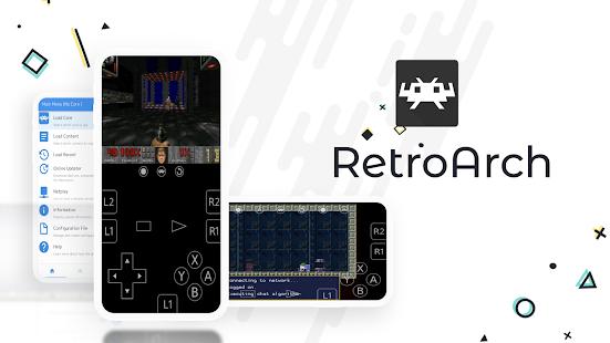 RetroArch (multi-platform) - Android N64 Emulators
