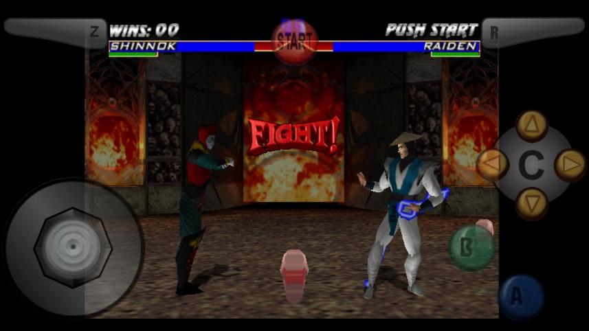 Emulator for N64