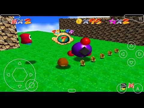 N64oid - Android N64 Emulators