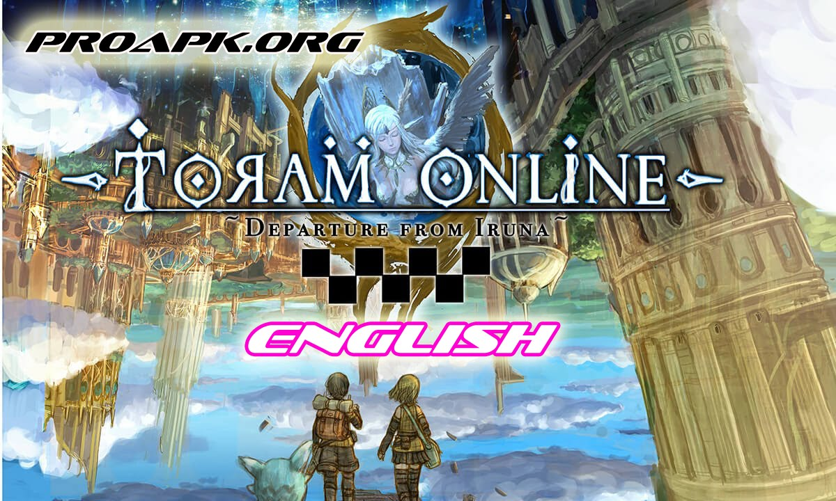 RPG Toram Online English Gameplay - MMORPG for Android