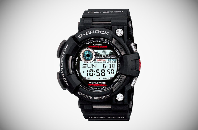 Best G-Shock Watches for Outdoor: THE GF-1000-1DR GF-1000-1