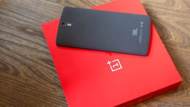 One Plus Smartphone