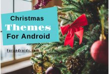 Christmas Themes for Android