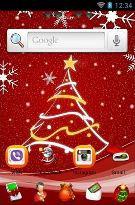 Android Christmas Theme