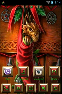 Magical Arriva Android Theme