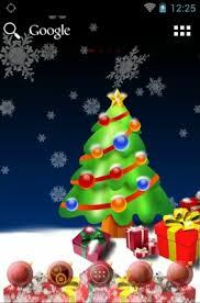 Christmas Tree Android Theme