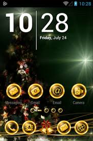 BlackXmas Android Icon Pack